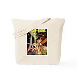 Foire De Paris Vintage Travel Poster Tote Bag
