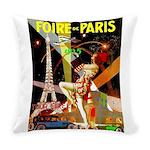 Foire De Paris Vintage Travel Poster Everyday Pill