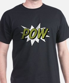 Funny Old pow T-Shirt