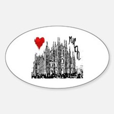 Unique Cathedral city Decal