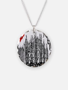 I love Milan Necklace