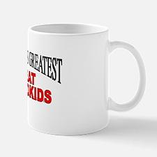 """The World's Greatest Great Grandkids"" Mug"