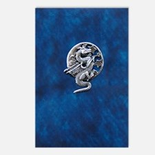 Moon Dragon Postcards (Package of 8)