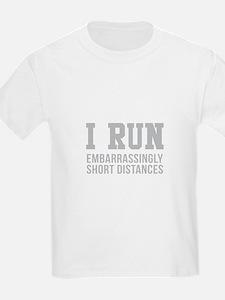 Run Short Distances T-Shirt