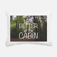 Cute Outdoor life Rectangular Canvas Pillow