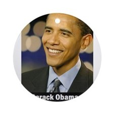 Barack Obama 2008 Ornament (Round)