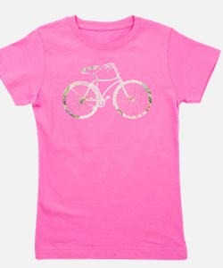Cute Biker chic Girl's Tee