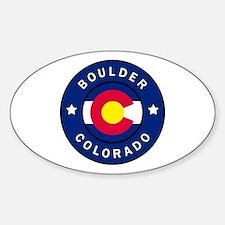 Cute Coloradoan Sticker (Oval)