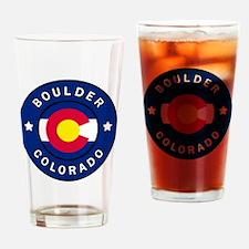 Unique Centennial Drinking Glass