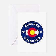 Boulder Colorado Greeting Cards