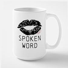 SPOKEN WORD POET Mugs