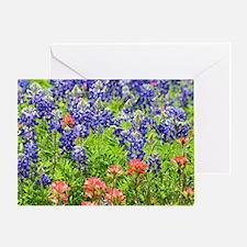 Bluebonnet Greeting Card