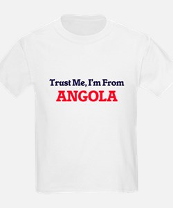 Trust Me, I'm from Anguilla T-Shirt