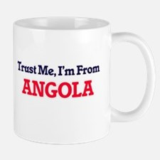 Trust Me, I'm from Anguilla Mugs
