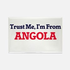 Trust Me, I'm from Anguilla Magnets