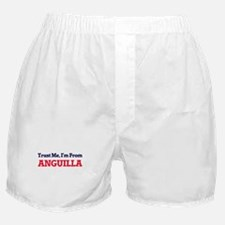 Trust Me, I'm from Antigua Boxer Shorts