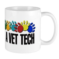 Proud To Be A Vet Tech Mug