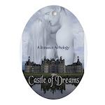 Castle of Dreams Oval Ornament