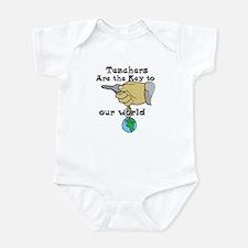 Teacher Appretiation Infant Bodysuit