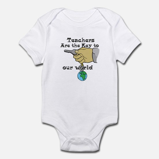 Teacher Appretiation Infant Bodysuit