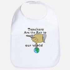 Teacher Appretiation Bib