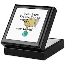 Teacher Appretiation Keepsake Box