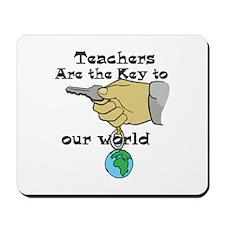 Teacher Appretiation Mousepad