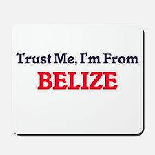Trust Me, I'm from Benin Mousepad
