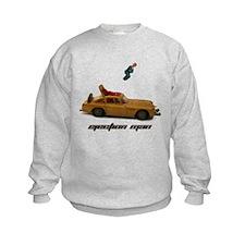 Unique Bond's car Sweatshirt