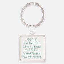 SMILE Keychains