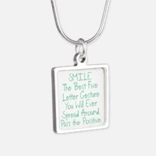 SMILE Necklaces