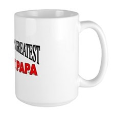 """The World's Greatest Great Papa"" Mug"