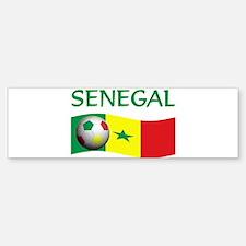 team SENEGAL world cup Bumper Bumper Bumper Sticker