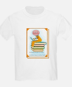 So Many Books to Write T-Shirt