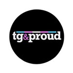 "Tg&proud 3.5"" Button (100 pack)"