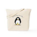 Grandma to Be Penguin Tote Bag