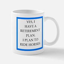 equestrian Mugs