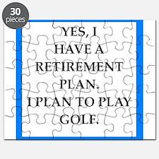 golfer Puzzle