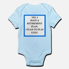 golfer Body Suit