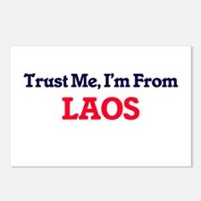 Trust Me, I'm from Latvia Postcards (Package of 8)