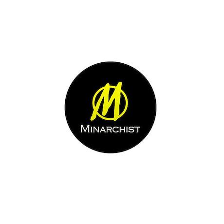 Minarchist Mini Button