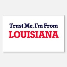 Trust Me, I'm from Luxembourg Decal
