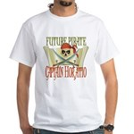 Captain Horatio White T-Shirt