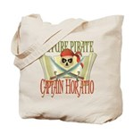 Captain Horatio Tote Bag