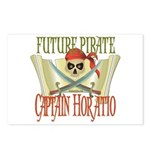 Captain Horatio Postcards (Package of 8)