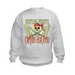 Captain Horatio Kids Sweatshirt