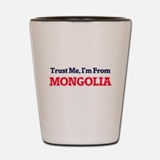 Trust Me, I'm from Montana Shot Glass
