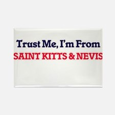 Trust Me, I'm from Saint Lucia Magnets