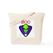 BOO ALIEN Tote Bag