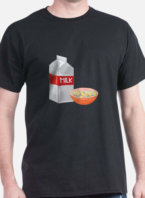 Milk and Cereal T-Shirt